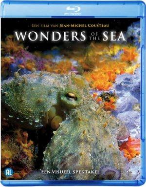 BLU-RAY Documentary - Wonders Of The Sea Narrator: