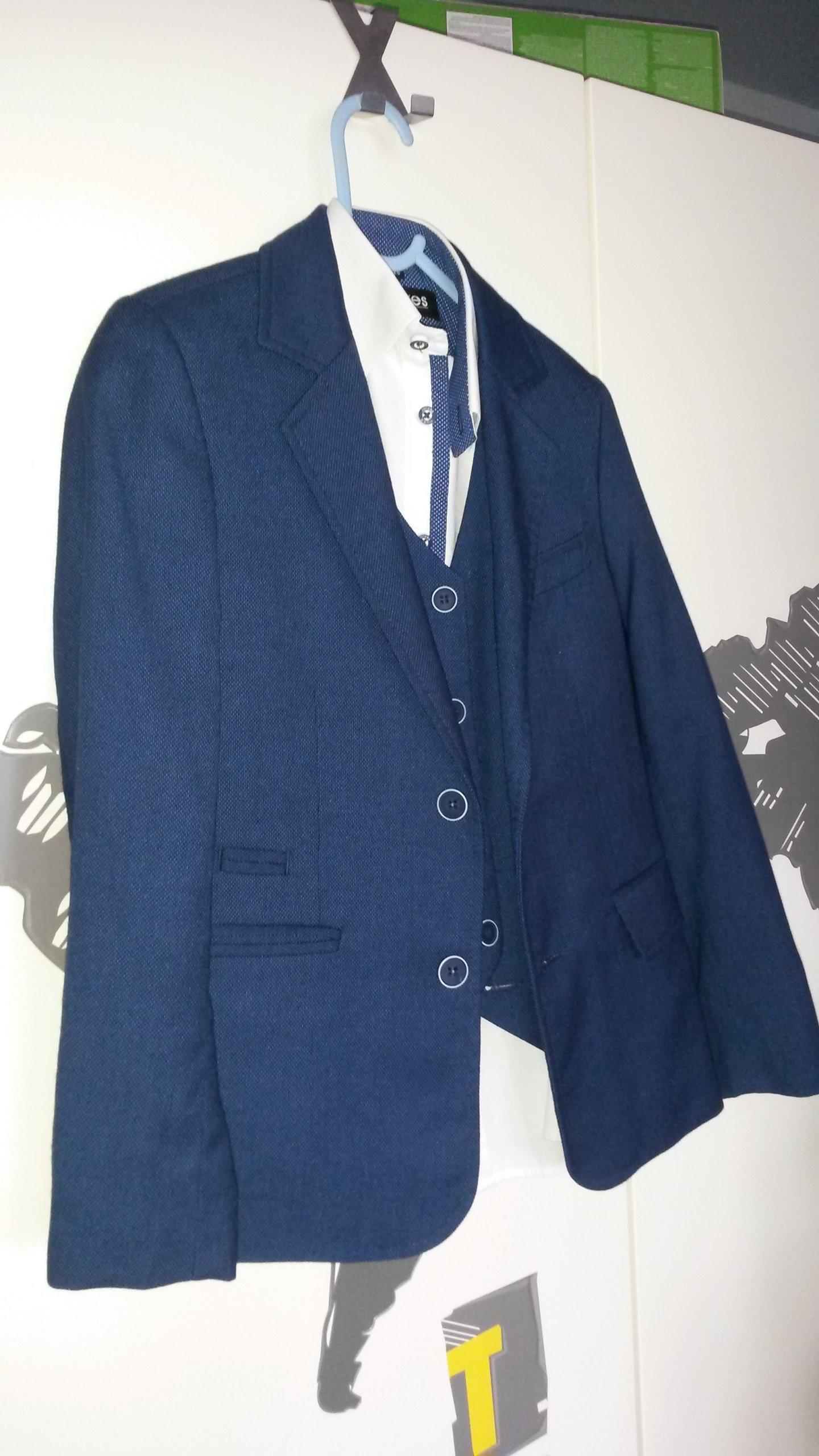 9b9bac4ef0 Super garnitur firmy Jankes moda 122-128 - 7140832988 - oficjalne ...