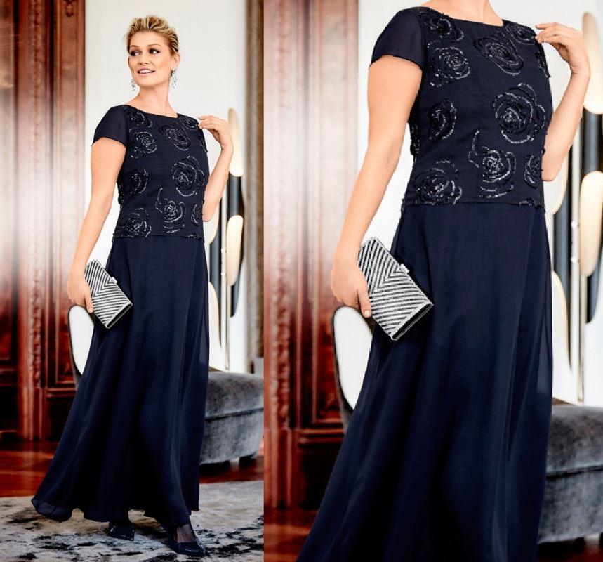 6bff3ca0f6 Lucky1616 Piękna Sukienka Wesele Bal 40 42 L Xl 6725758035