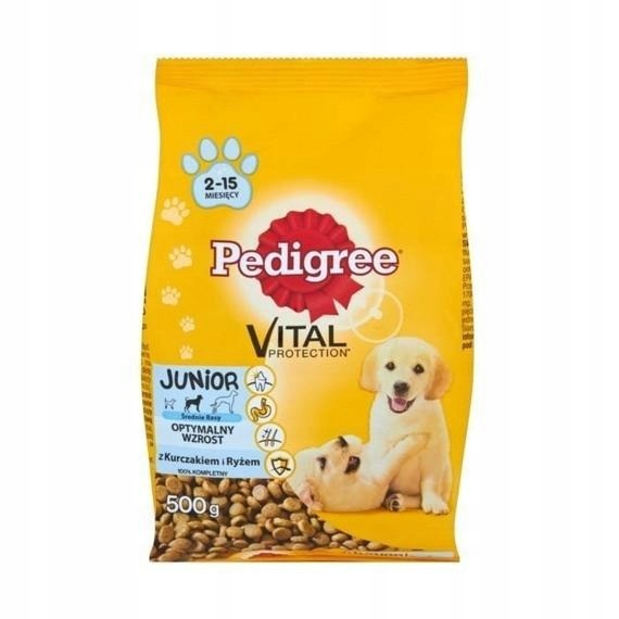 pedigree vital junior 500 g