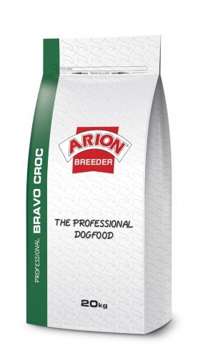 ARION BREEDER BRAVO CROC 24/10 20 kg + GRATISY