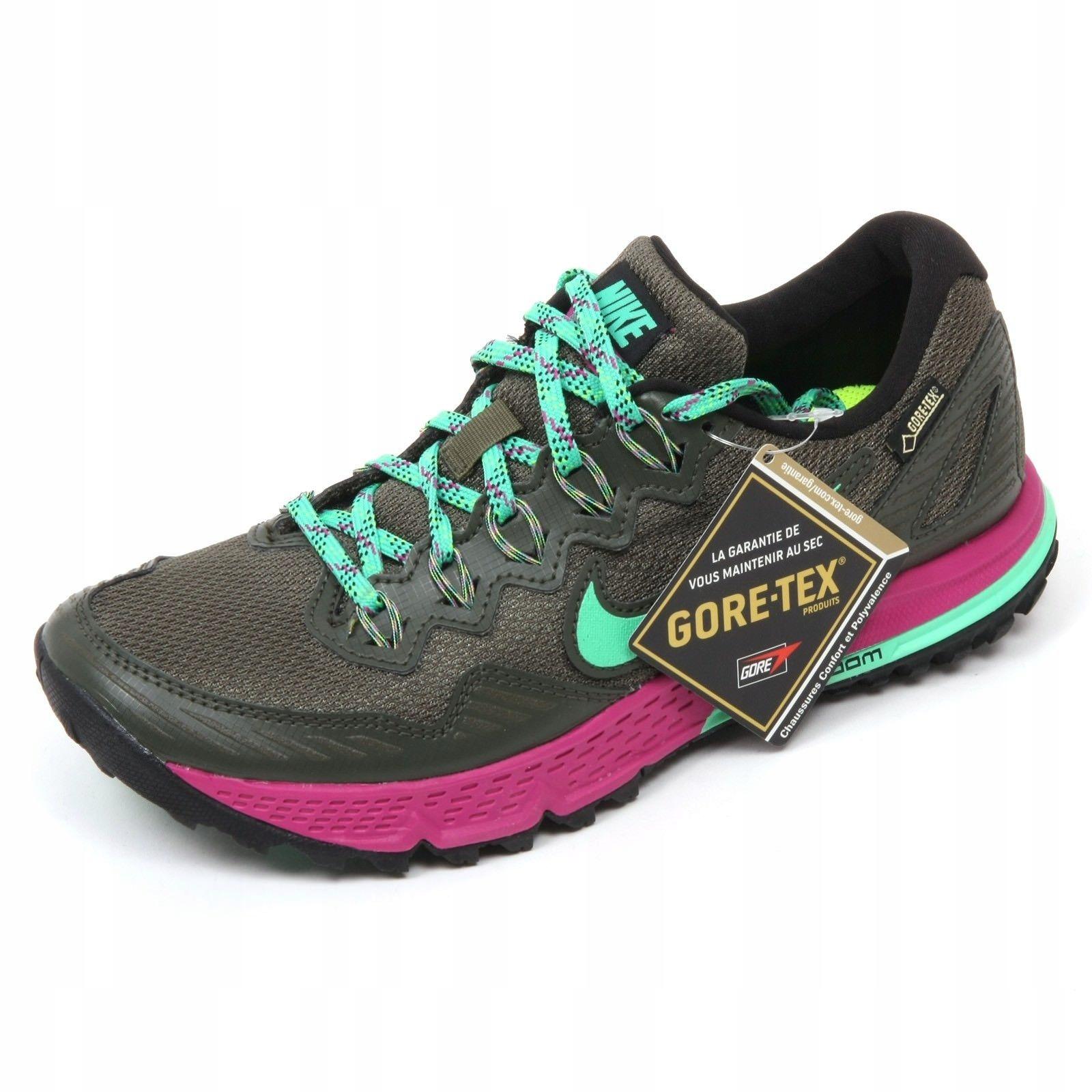 Nike Air Zoom Wildhorse 3 GORETEX r. 38 wkł. 24 - 7716464539 ... a4ea58178c