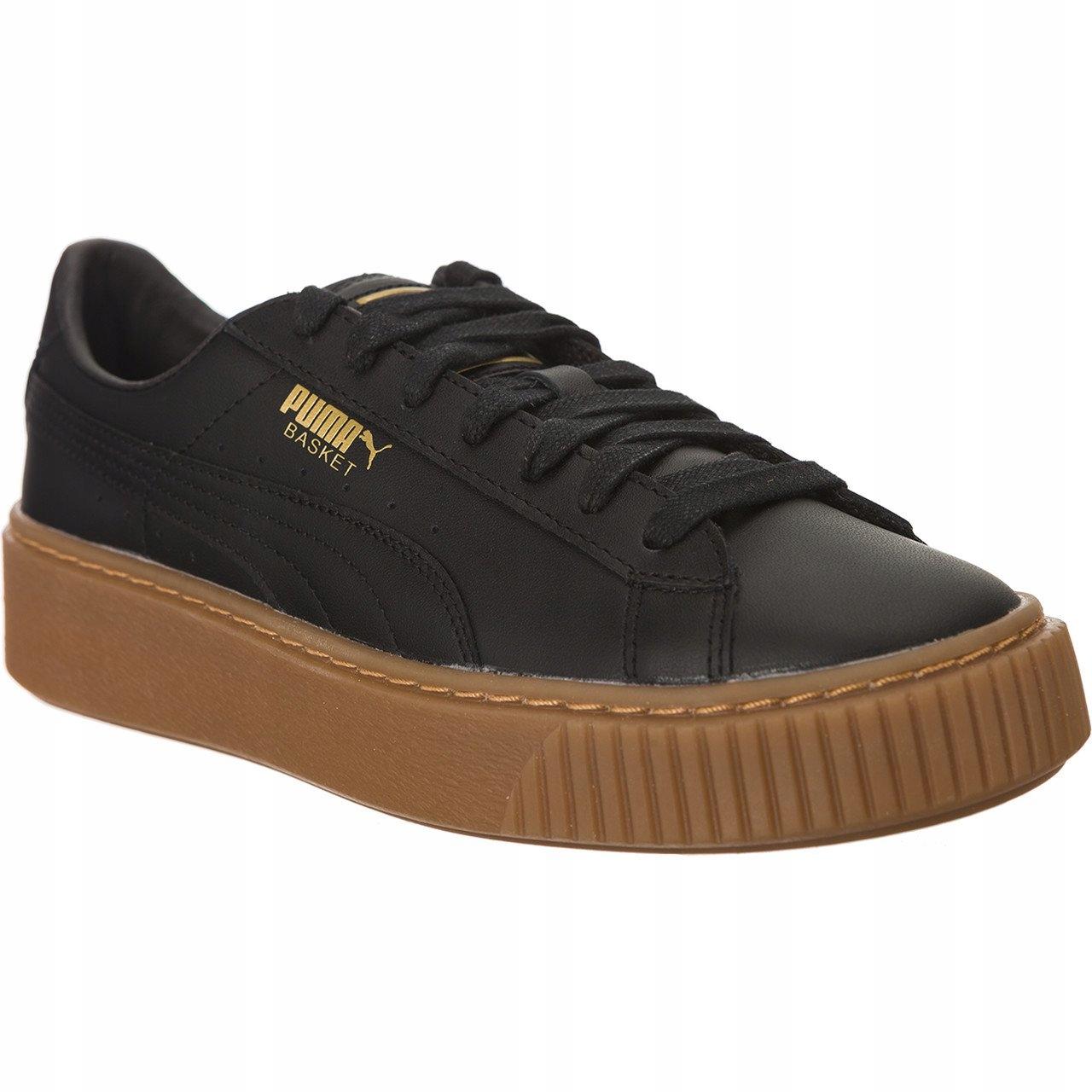 9c5a9f6b48c2d PUMA BASKET PLATFORM CORE (38,5) Damskie Sneakersy - 7588096015 ...