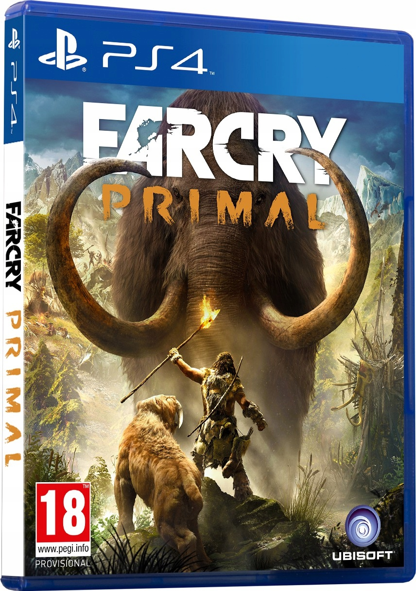 Far Cry Primal PL | PS4