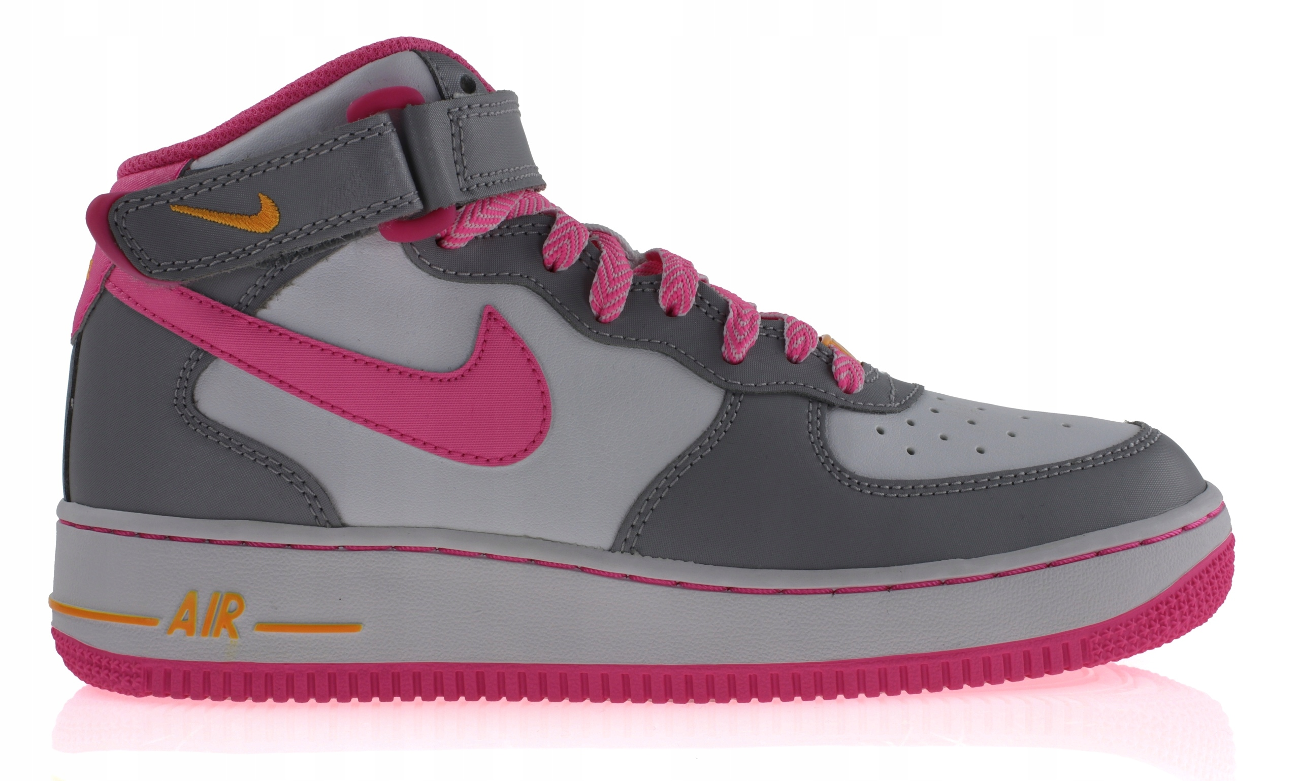 Buty Nike Air Jordan 1 MID Bg 554725 050 R. 38.5 Ceny i opinie Ceneo.pl