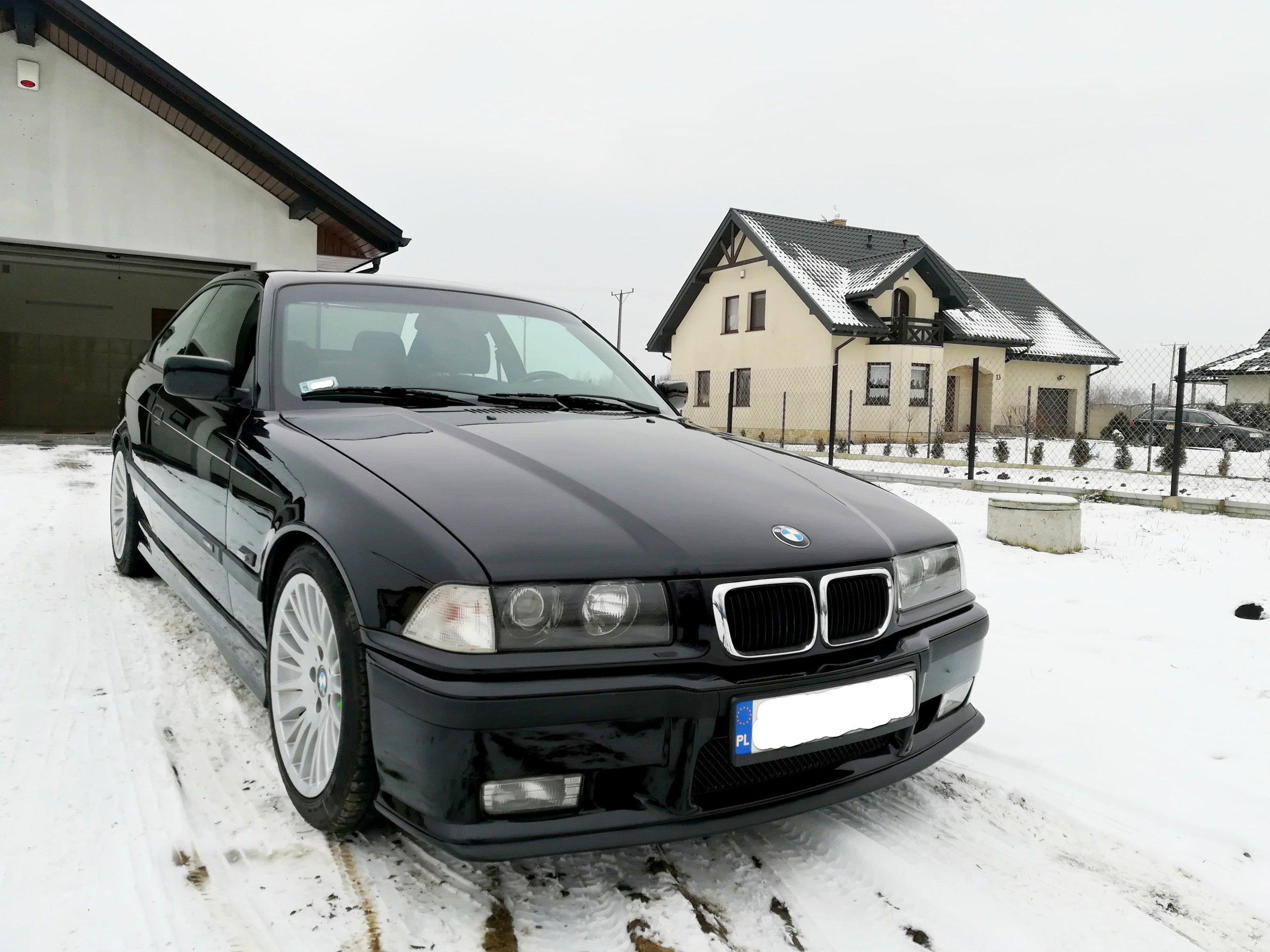 85fc4ef8d BMW E36 328 2.8 COUPE M-PAKIET IDEALNY STAN - 7181425790 - oficjalne ...
