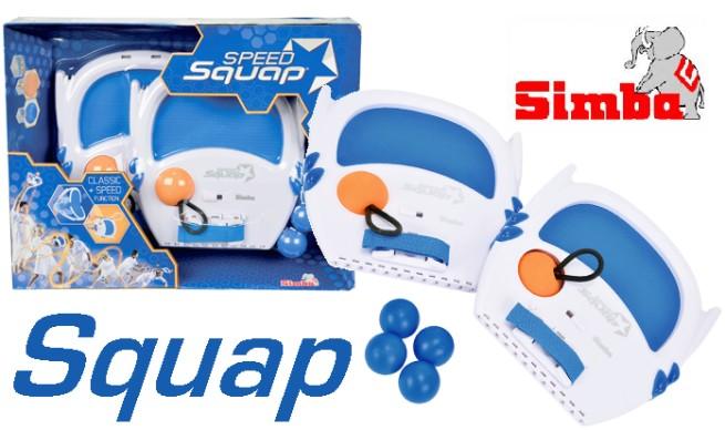 Gra zręcznościowa SQUAP SPEED 6 Piłek PROCA SIMBA
