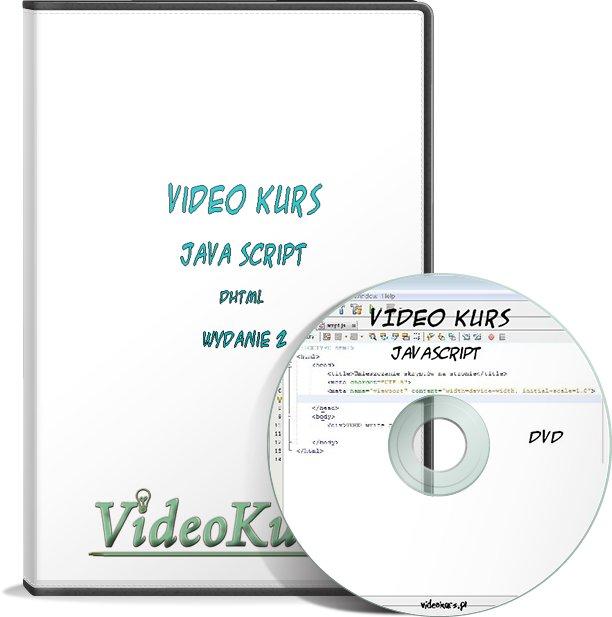 Video Kurs JavaScript, Dynamic HTML 12h NOWOŚĆ!