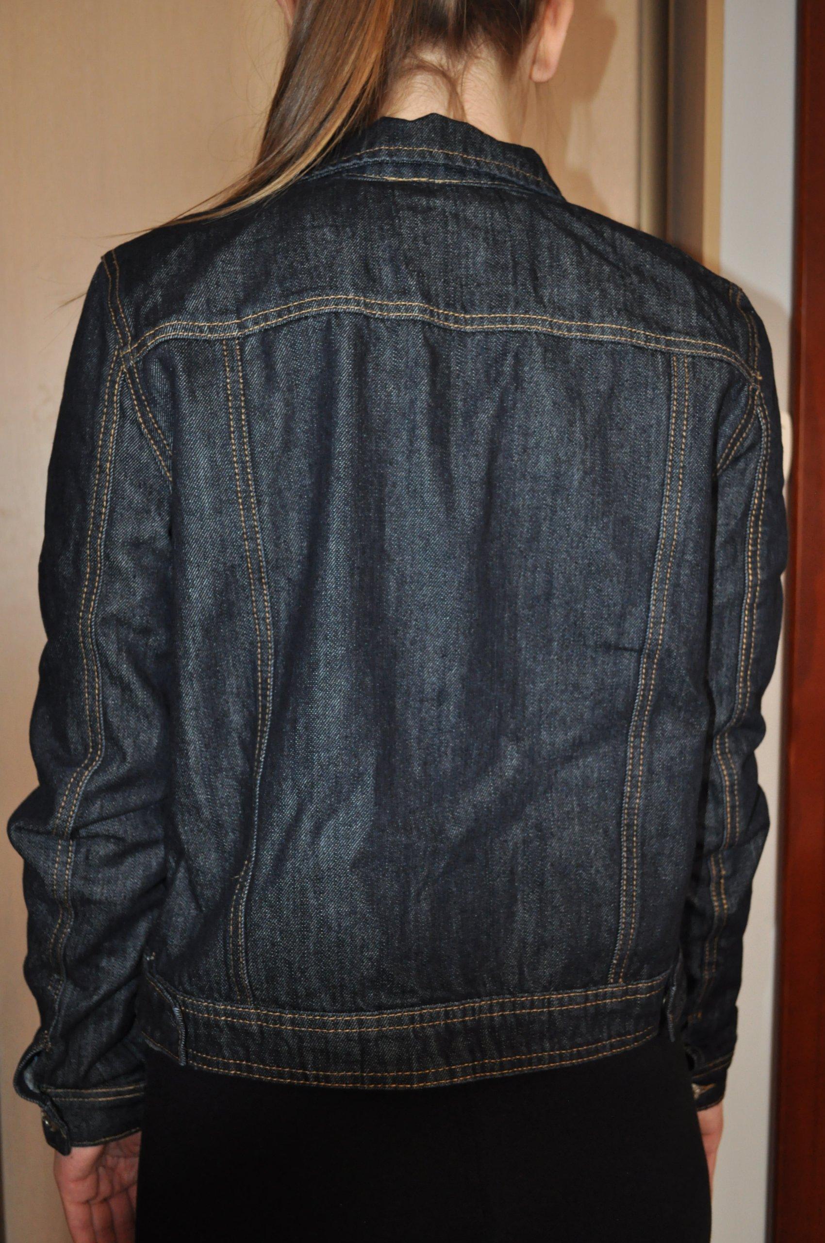 ea5ec45c08 7270496190 Jeans Cropp Archiwum Allegro Kurtka Oficjalne Damska 10qZqSt