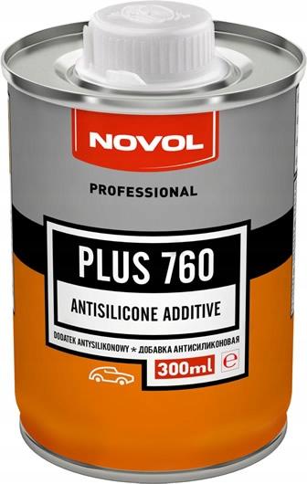 Novol PLUS 760 - DODATEK ANTYSILIKONOWY 300ml