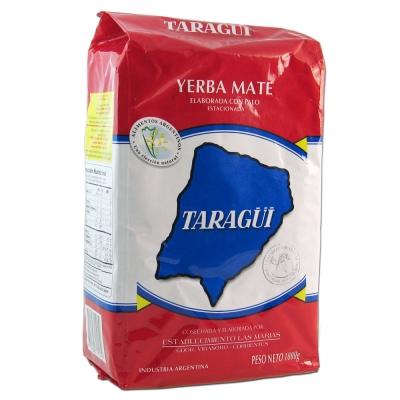 Yerba Mate TARAGUI Elaborada 1 kg Klasyk