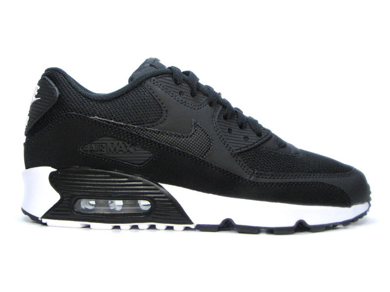 premium selection 6c6fa 8a0a5 BUTY NIKE AIR MAX 90 MESH (GS) (833418-017) r40