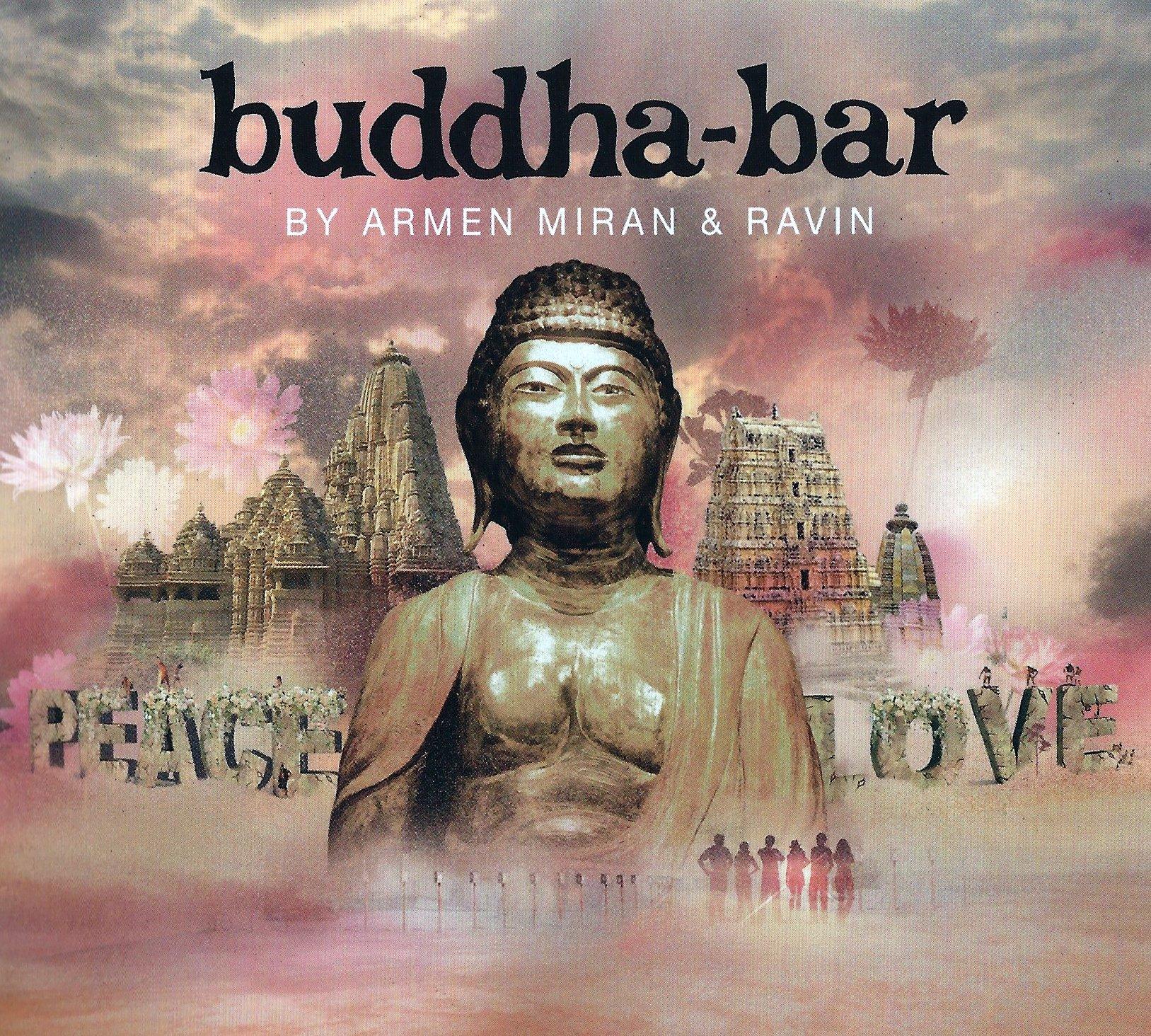 Buddha Bar  BY ARMEN MIRAN & RAVIN    3CD