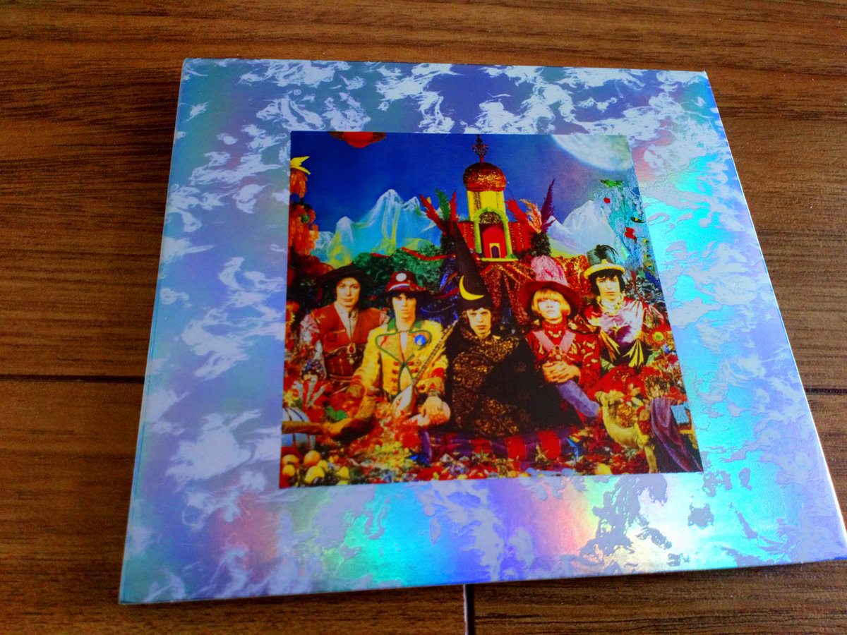 ROLLING STONES THEIR SATANIC MAJESTIC REQUEST SACD