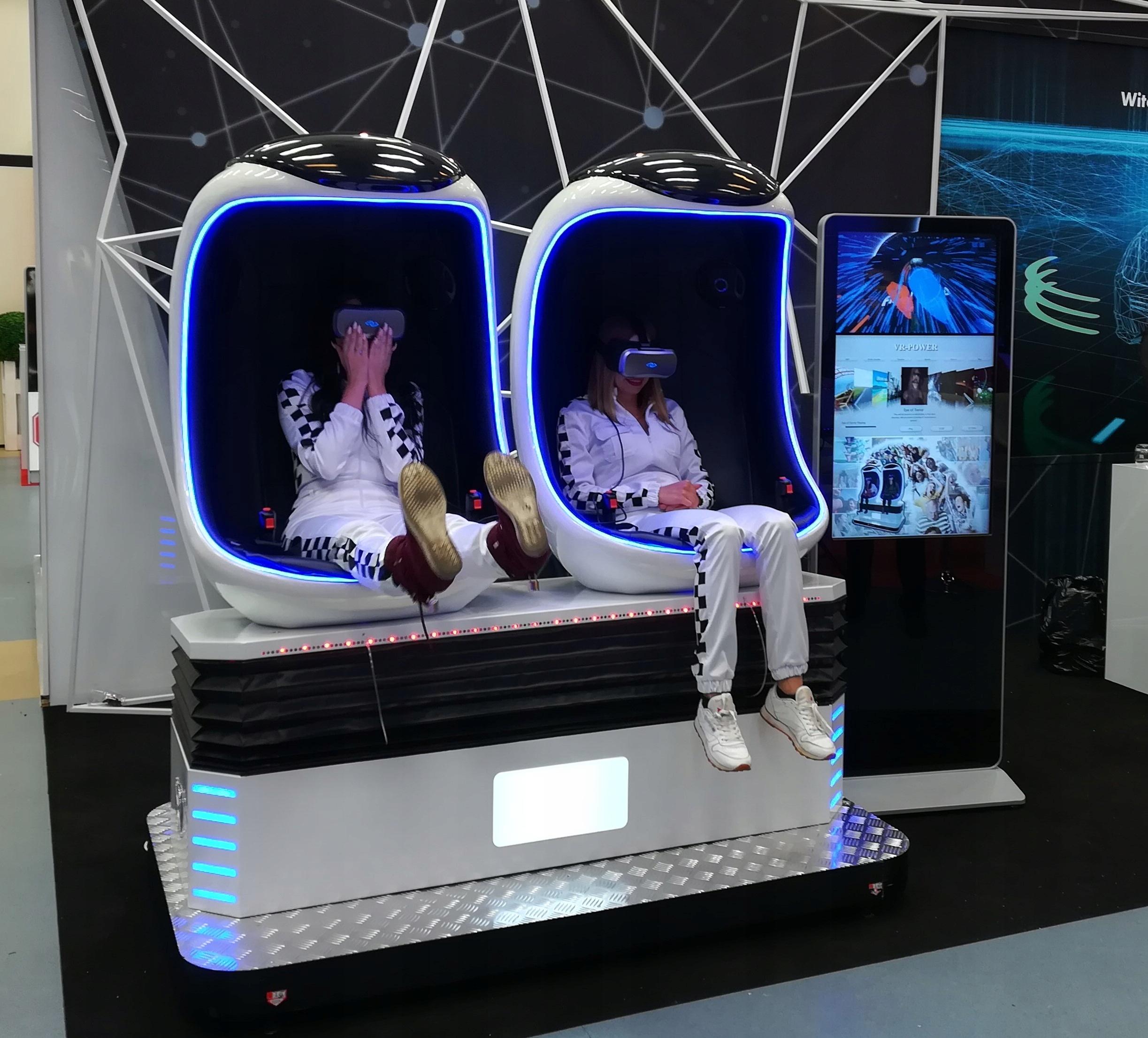 Kino 9D VIRTUAL REALITY Symulator 9D VR PROMOCJA!!