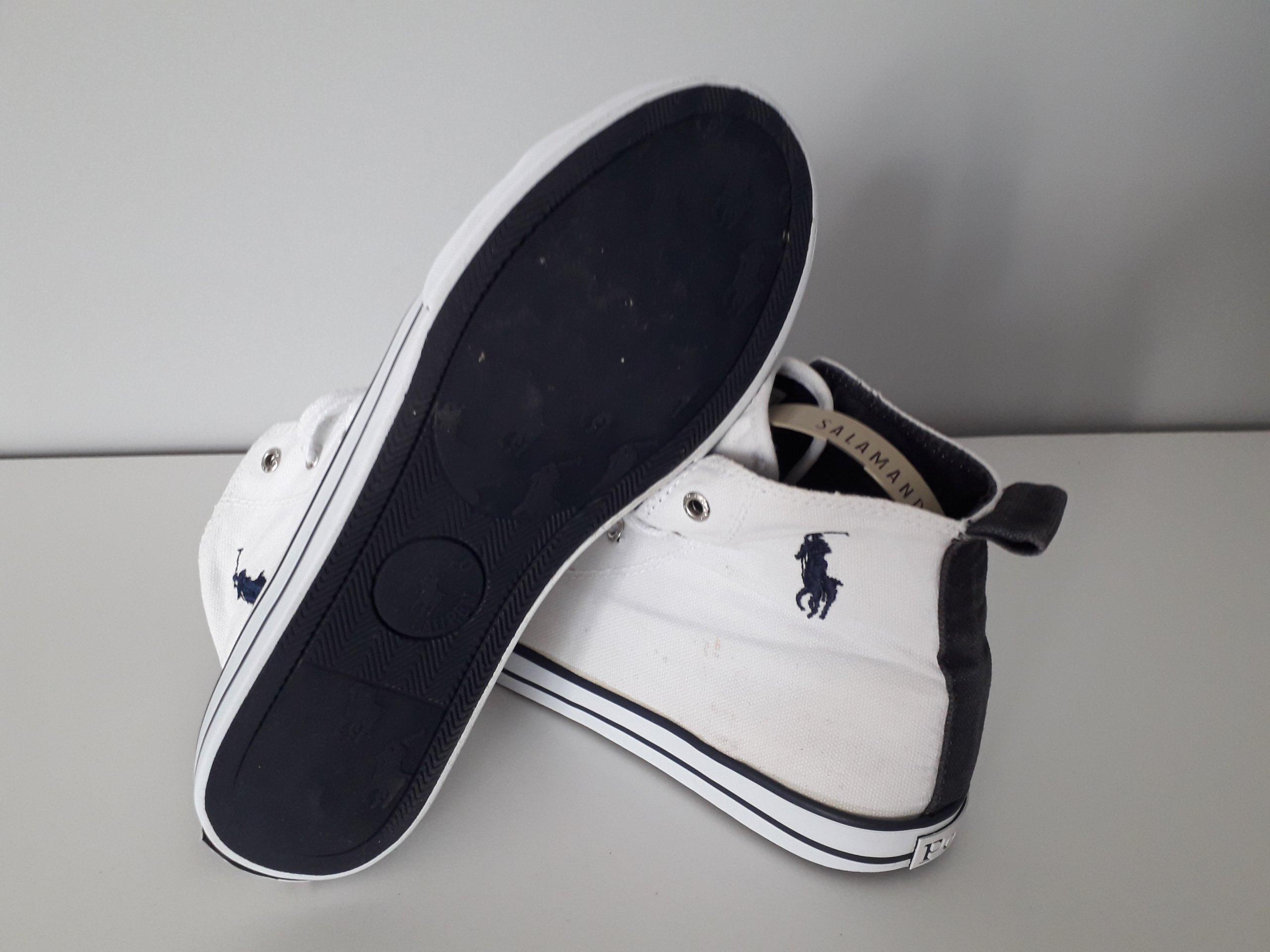 521628dc2f8ff POLO RALPH LAUREN damskie buty trampki okazja r.38 - 7408803246 ...