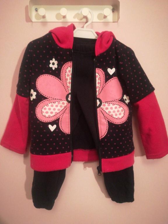 486be97945 Komplet dres dla dziewczynki PEPCO 104 4 lata - 7081736054 ...