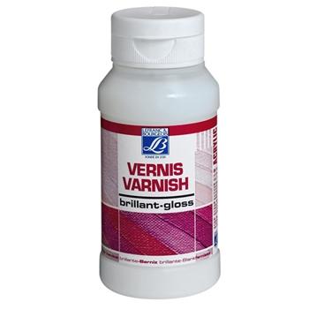 Werniks błyszczący Lefranc 120 ml.