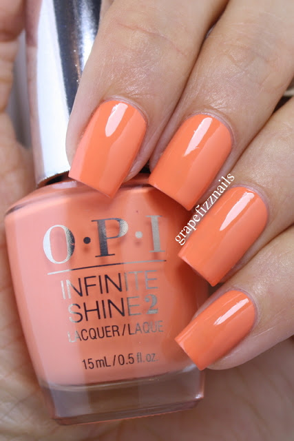 Opi Infinite The Sun Never Sets - 15 ml