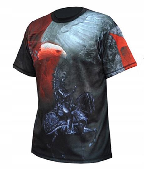 fae555b450989e 3 TERMOAKTYWNA koszulka modelujaca RASHGUARD L - 7744134786 ...