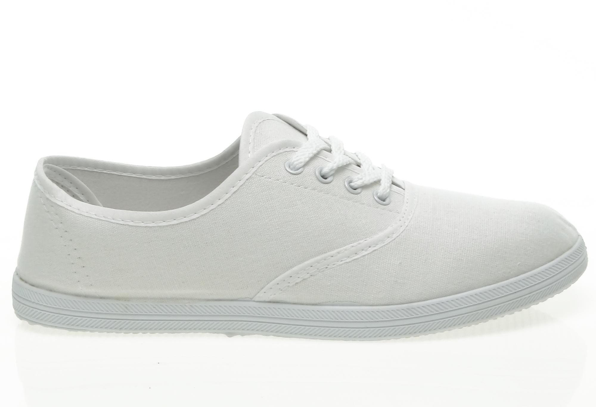 T01 Białe tenisówki trampki buty sportowe 39 6873441321