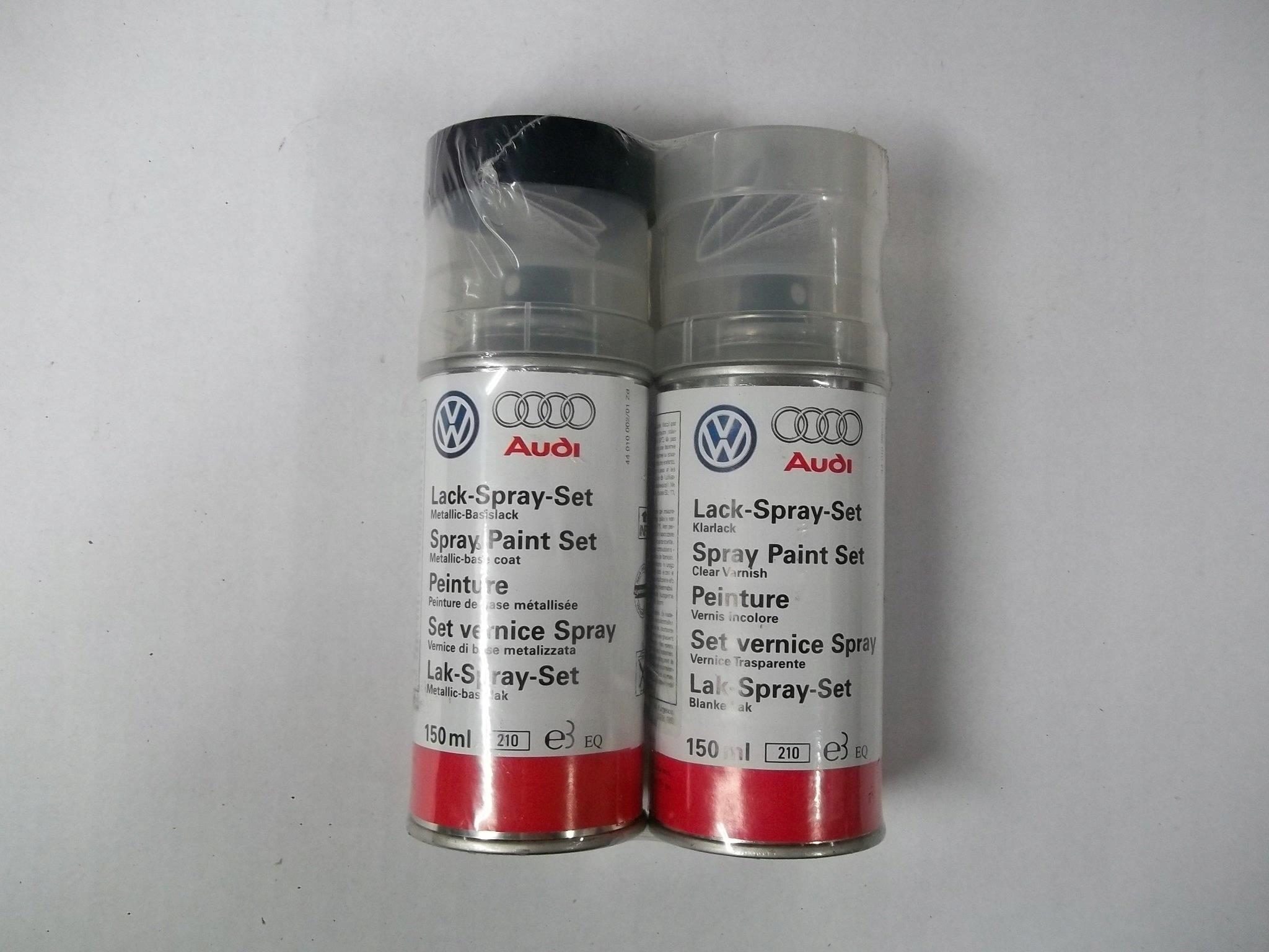 VW SPRAY LAKIER ZAPRAWKA LN5Y LLS 0M6 N5Y - 7137507939 - oficjalne