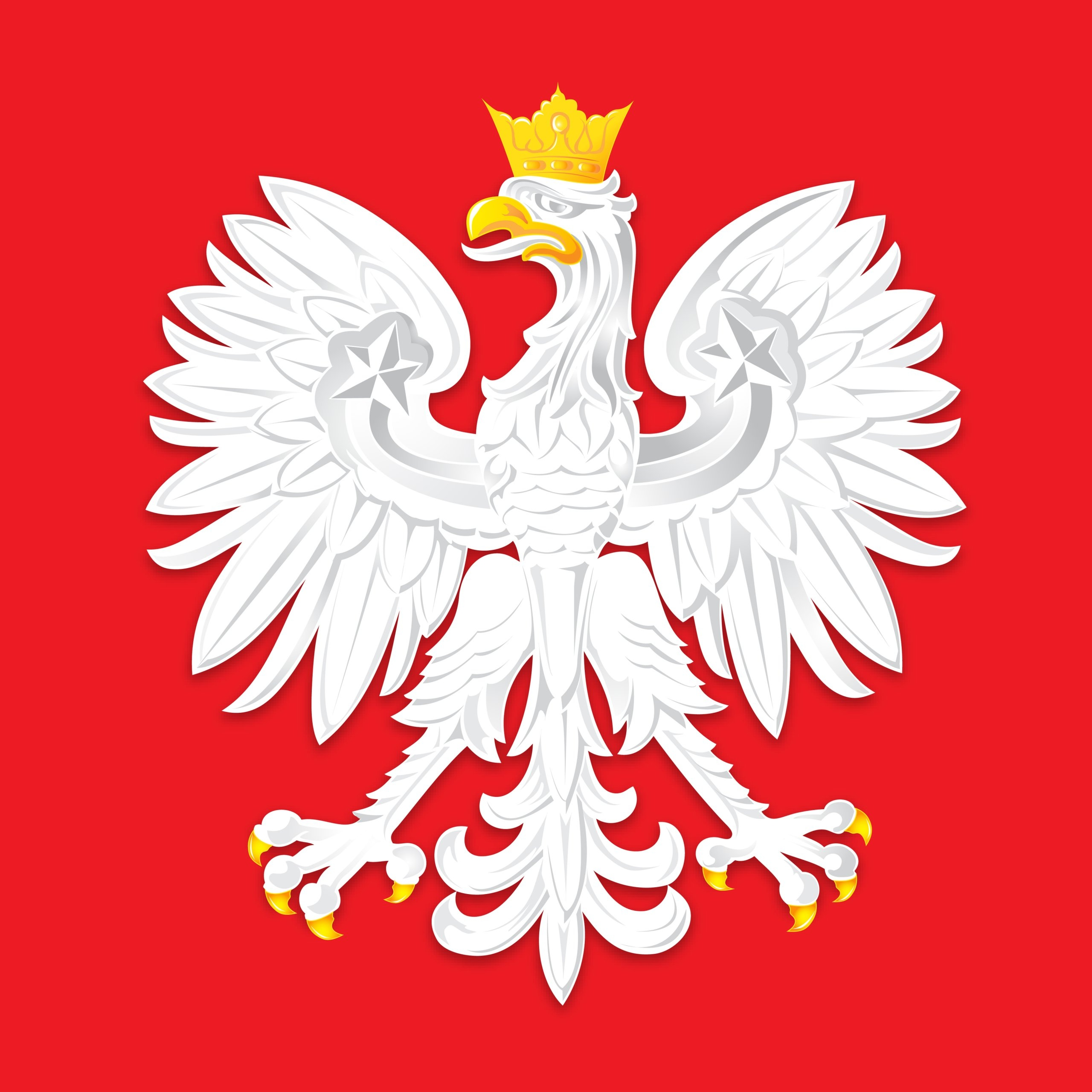24f4a6641 NASZYWKA GODŁO Polska HAFT 120mmX100mm - 7226265787 - oficjalne ...