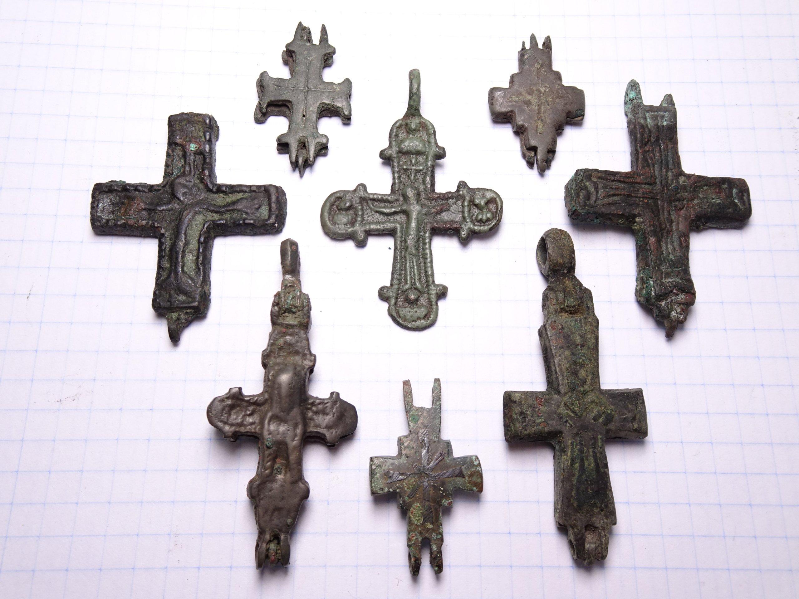 Lot Ruś Kijowska X-XIII wiek. (19g)