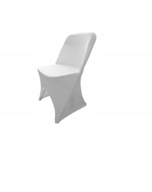 Pokrowiec Biały Na Krzesło Wys88 Cm 7436991140
