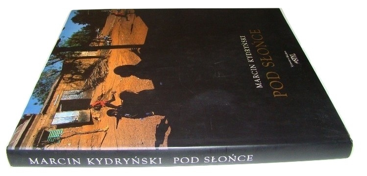 Pod słońce Marcin Kydryński Album /SRL