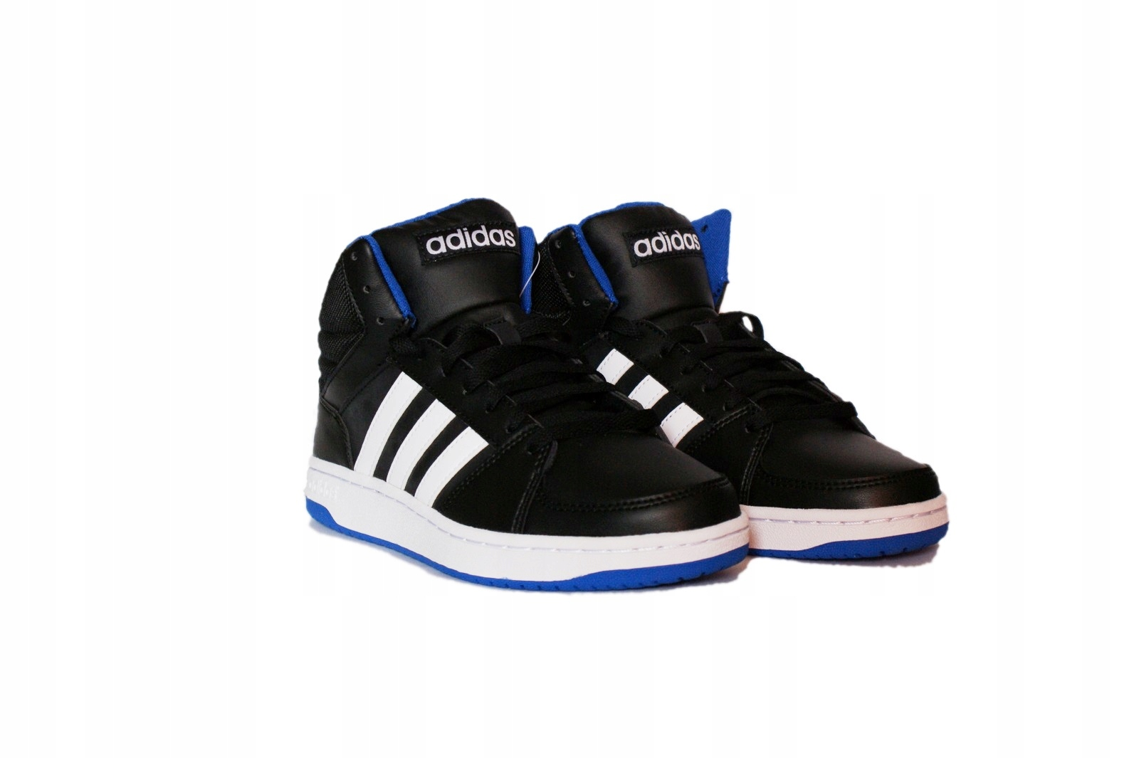 innovative design 53ebf 956ee Buty Adidas Hoops VS MiD 40 Wysokie Czarne