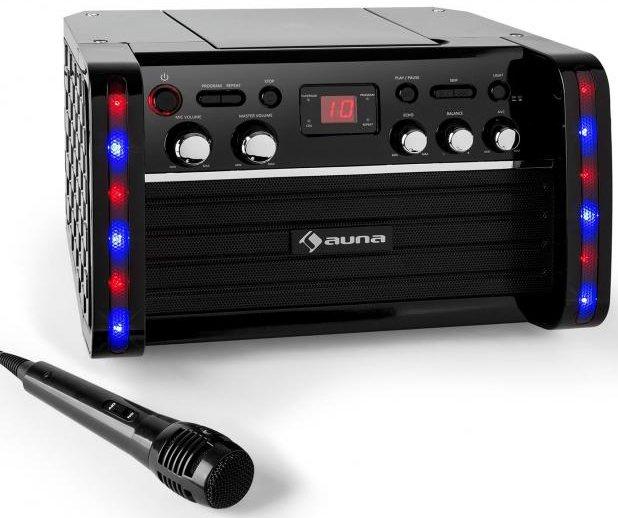 Maszyna Karaoke Auna Disco Fever