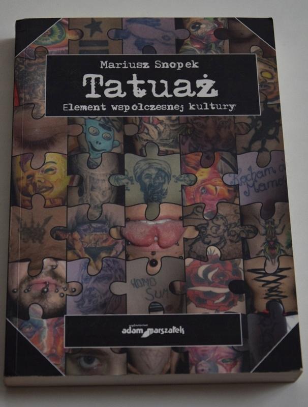 Mariusz Snopek Tatuaż 7625256401 Oficjalne Archiwum Allegro
