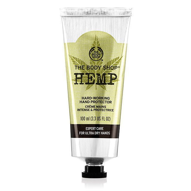 The Body Shop Hemp Krem Ręce 100ml UK