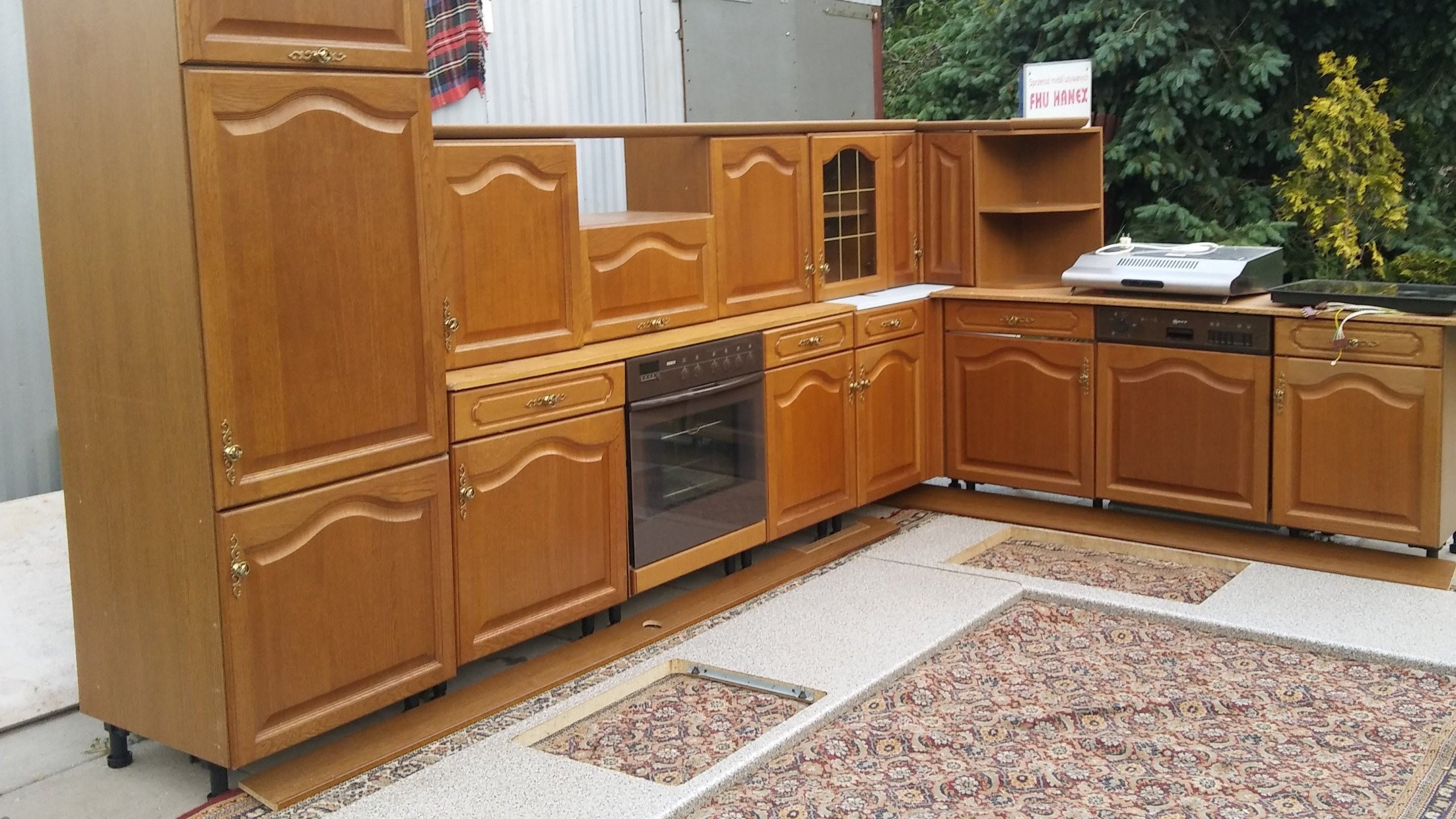 Meble Kuchenne Drewno Front Dab 7389208597 Oficjalne Archiwum