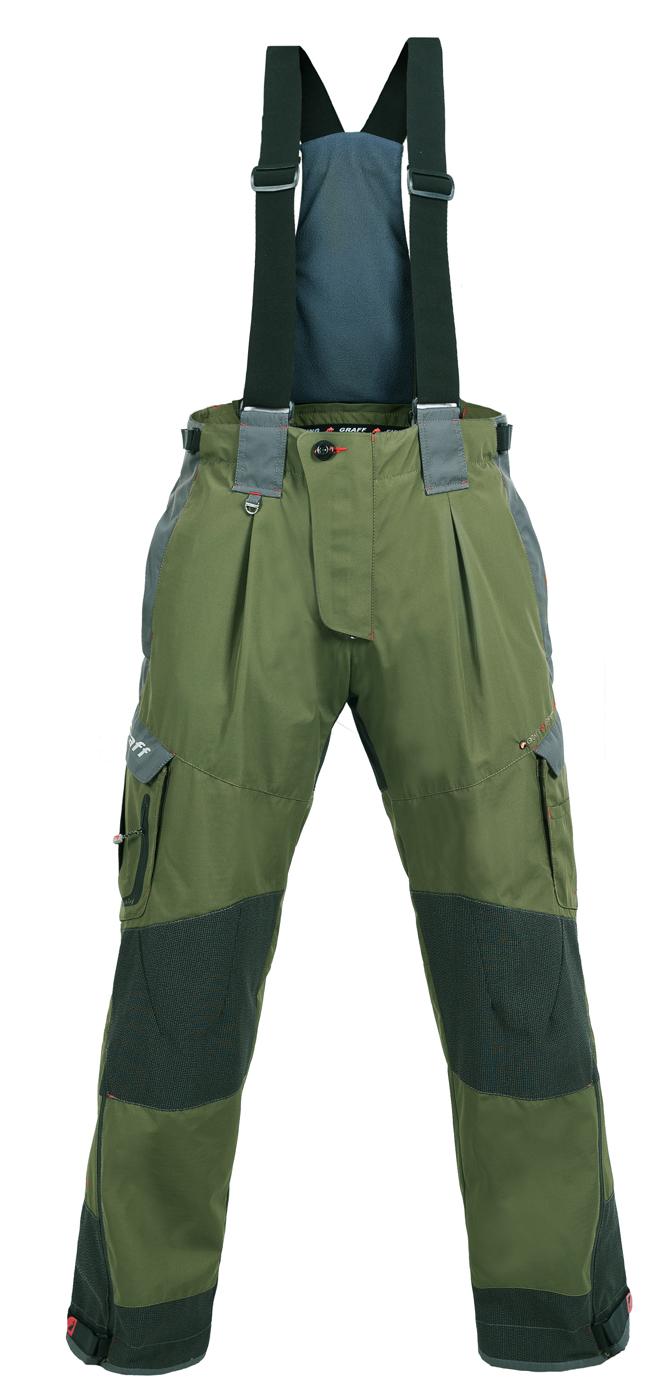 7b7c3a24228767 Kalesony termoaktywne GRAFF 900 Duo-Skin 300 2XL. Spodnie wędkarskie GRAFF  729-B oliwka L/176