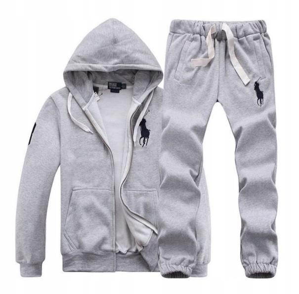 8cff1910e RALPH LAUREN DRES MĘSKI spodnie +bluza S M L XL - 7143750359 ...