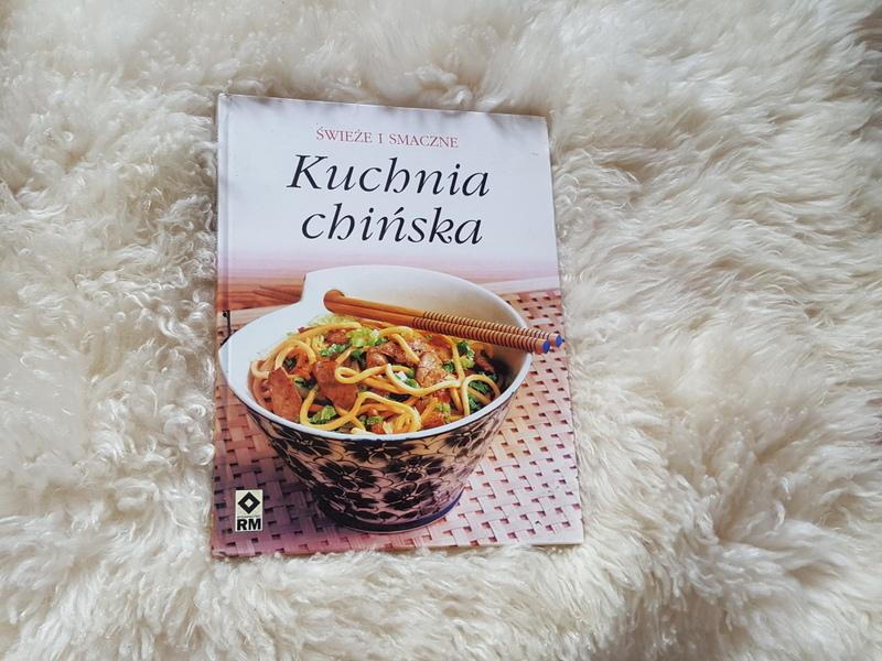 Książka Kucharska Kuchnia Chińska 7165237108 Oficjalne Archiwum