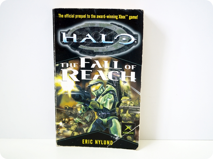 Ksika Halo The Fall Of Reach Eric Nylund Xbox 7220617568