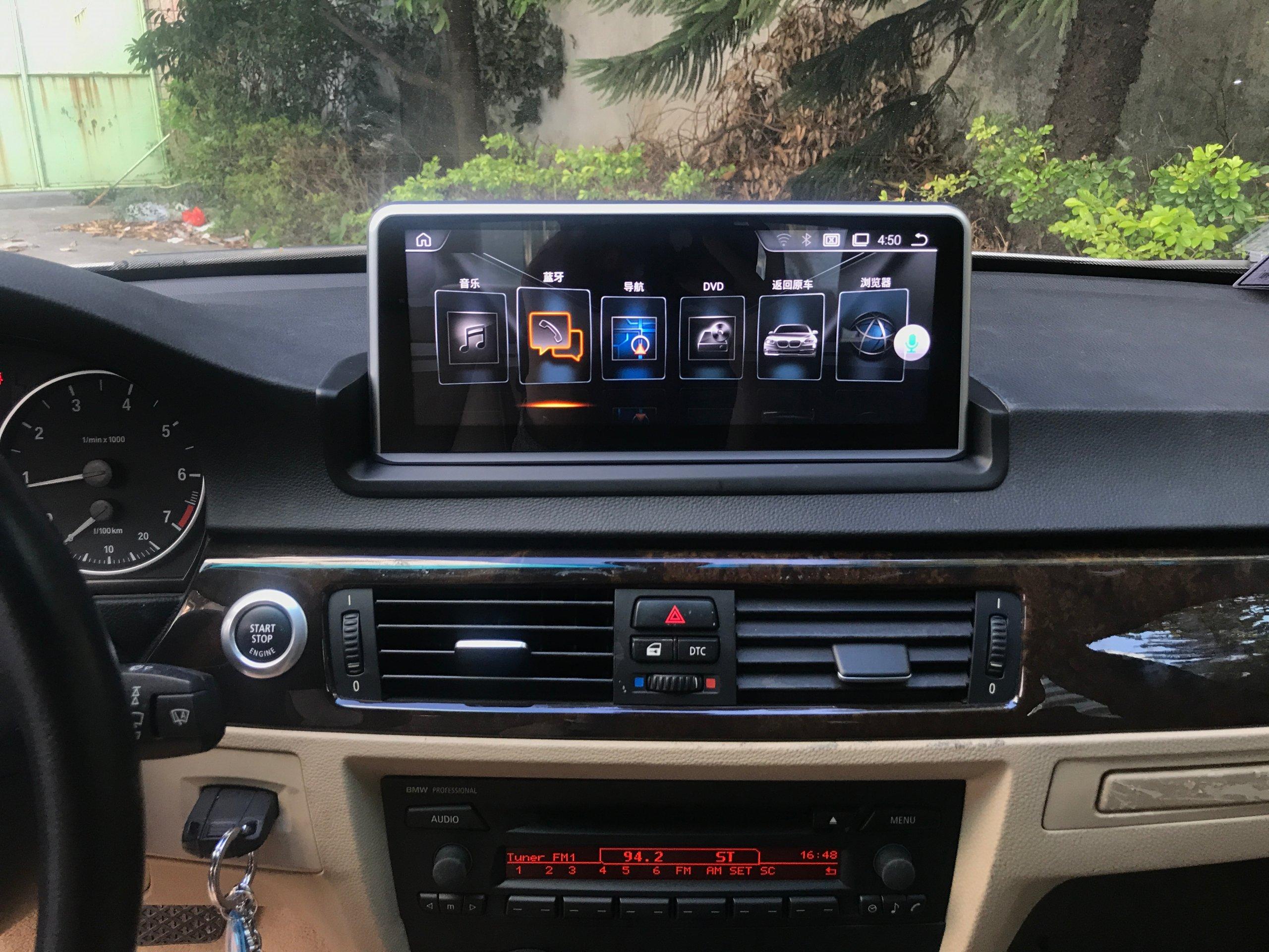 bmw e90 e91 e92 gps navigation bluetooth wifi usb. Black Bedroom Furniture Sets. Home Design Ideas