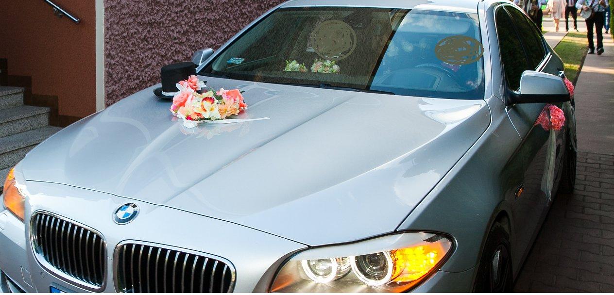 Dekoracja ślubna Auta 7403084677 Oficjalne Archiwum Allegro