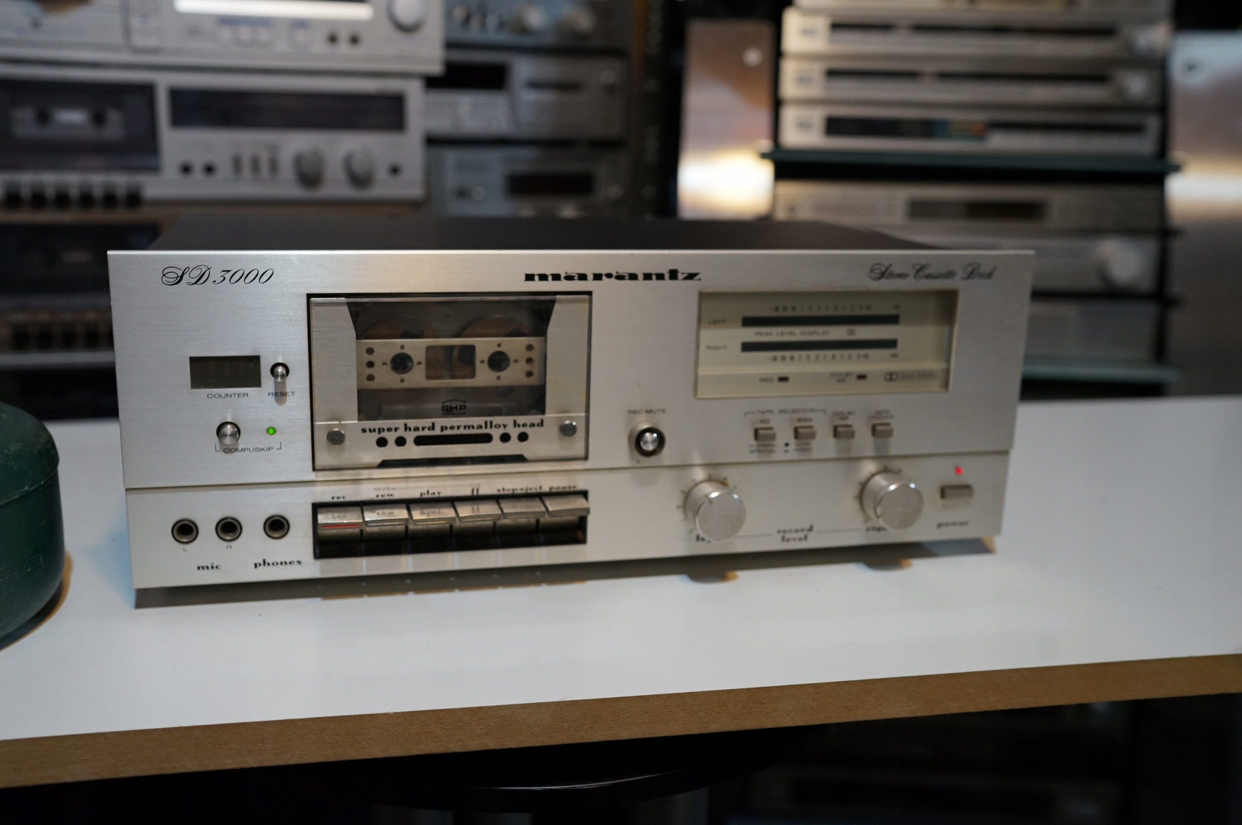 Marantz sd 300 Vintage magnetofon deck