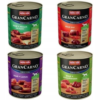 ANIMONDA GRANCARNO Gran Carno ADULT 30x800g