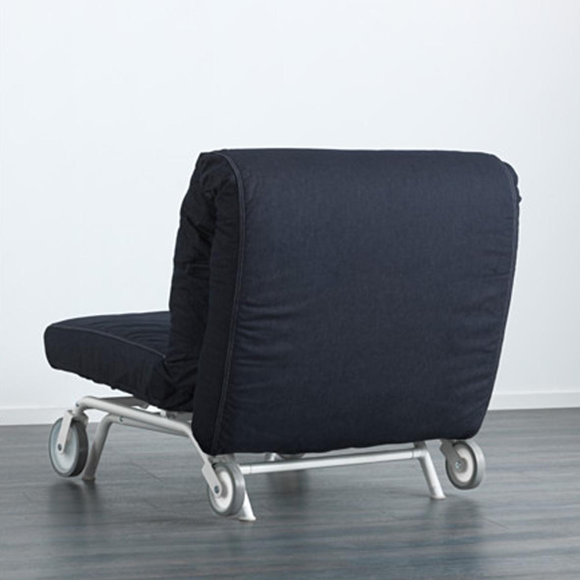 Ikea Ps Hvet Ps Murbo Fotel Rozkładany łóżko