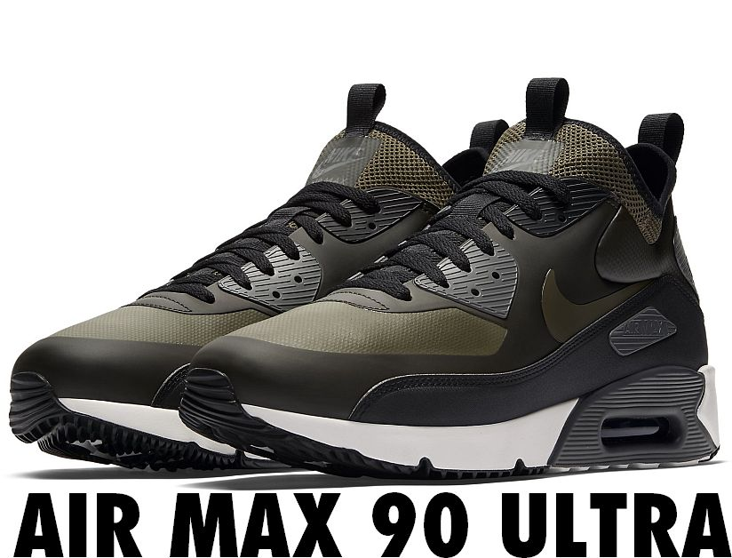 Nike AIR MAX 90 ULTRA MID 924458 300, r 44 (28cm