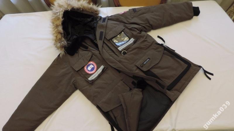 canada goose Expedition srebrne