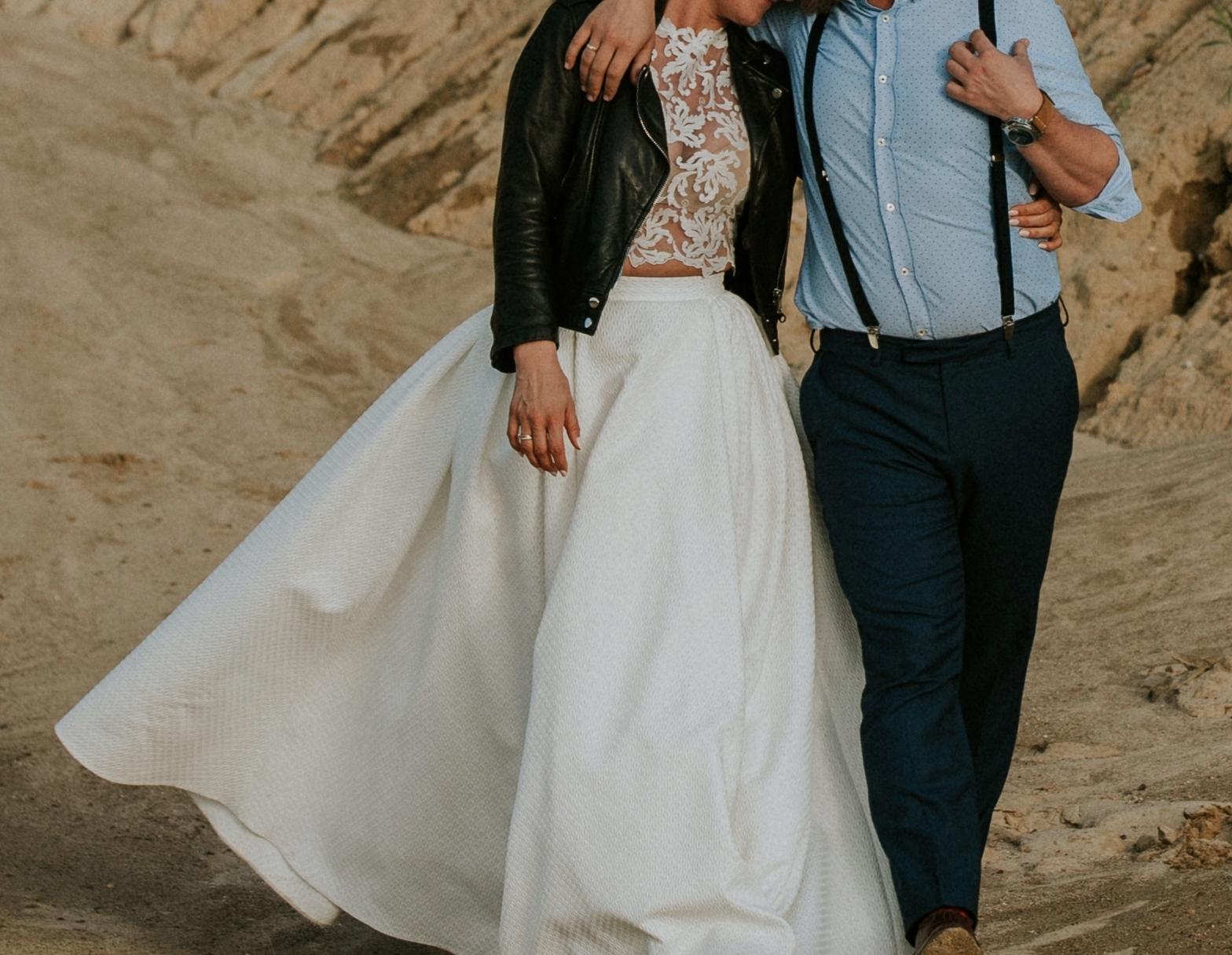 Przepiękna Suknia ślubna Firmy Gala Penelope 7604626263