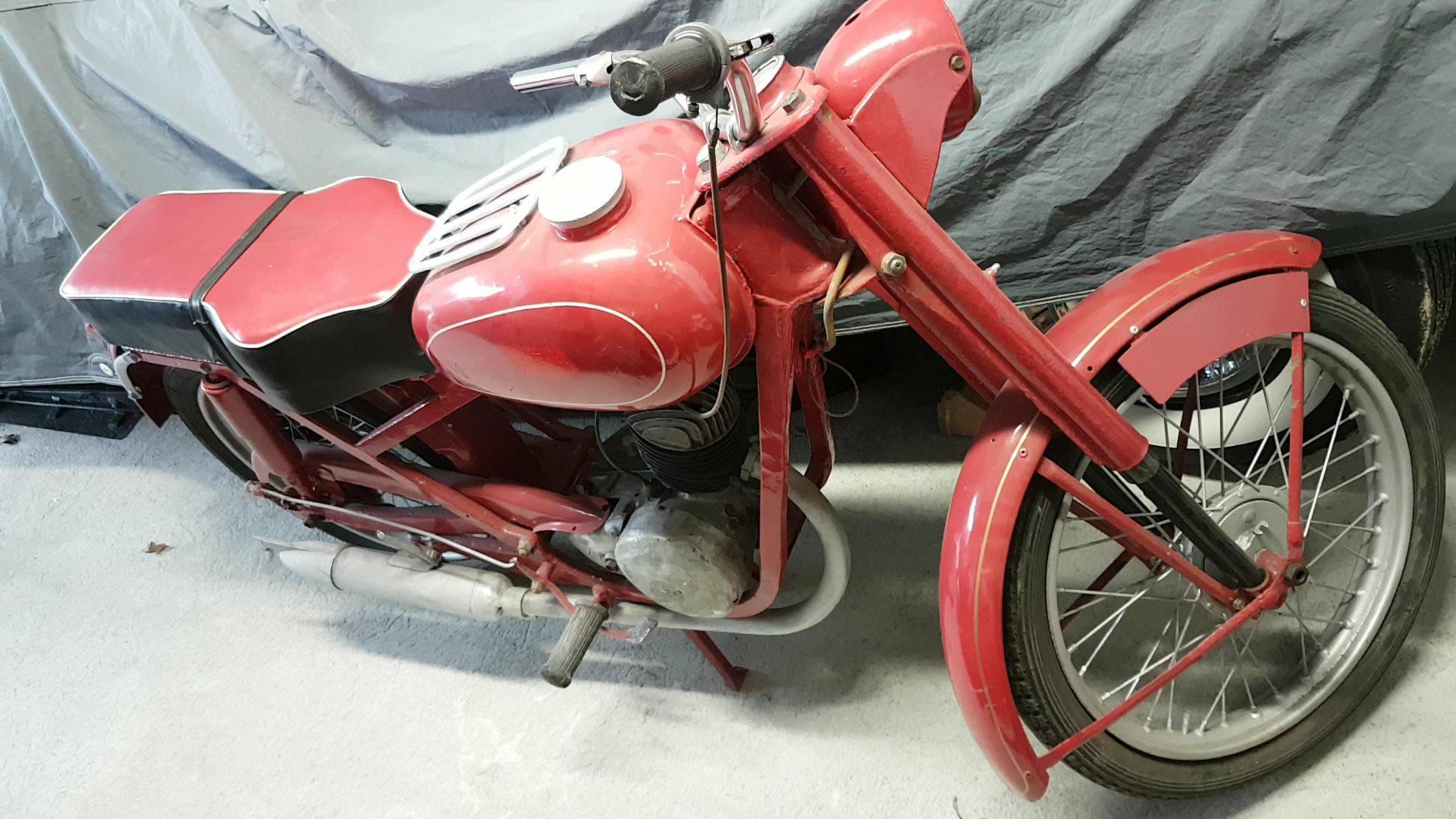 motocykl WSK ŚWIDNIK 1956R !!!
