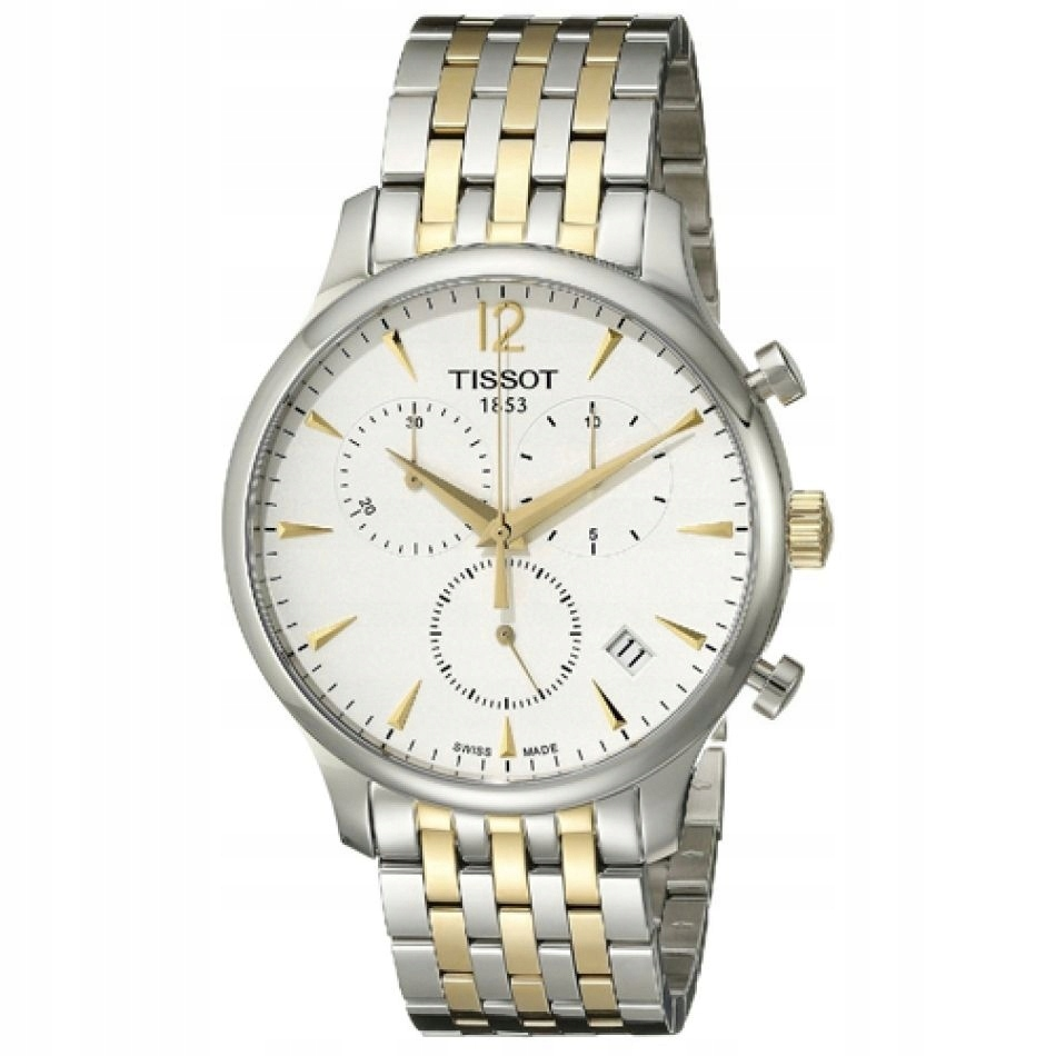 Męski zegarek TISSOT T0636172203700