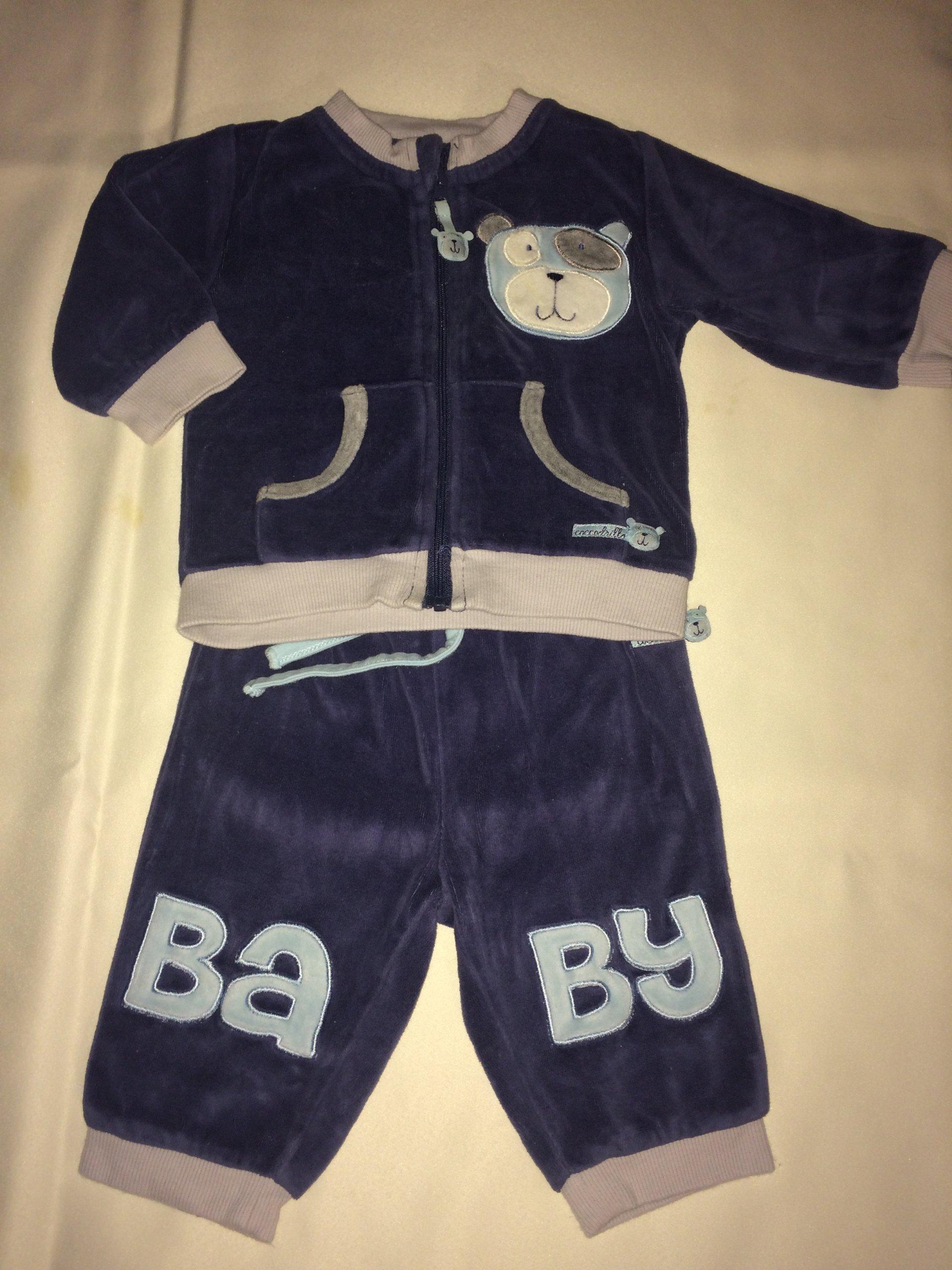 89947bd6bc3ea COCCODRILLO dres niemowlęcy 62, JAK NOWY! - 7061163383 - oficjalne ...